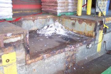 Loading Dock Restorations Services